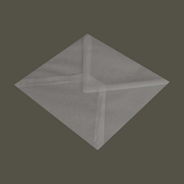 quadratische transparent briefumschl ge 164x164mm paperado. Black Bedroom Furniture Sets. Home Design Ideas