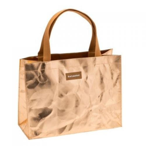 WashPaper Shopping bag M rosegold - ARTOZ