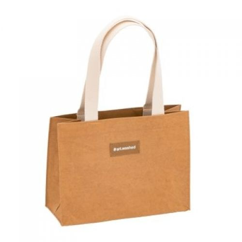 WashPaper Shopping bag S kraft - ARTOZ