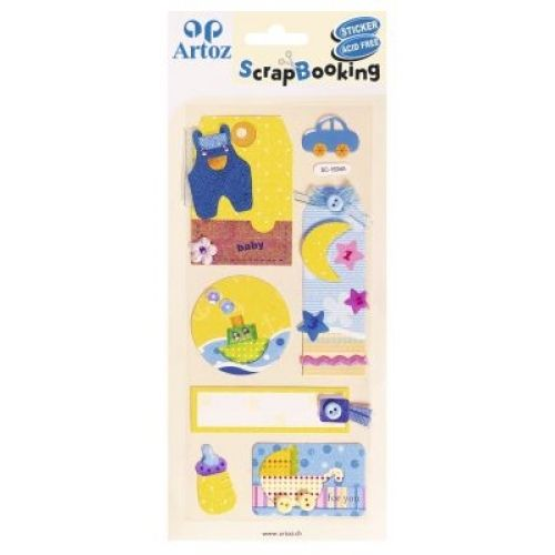 Scrapbooking - Baby Set -